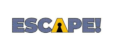 Escape! Virtual Spring Break Camp at CNM tickets