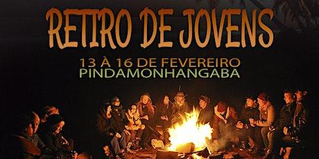 RETIRO DE JOVENS - FORÇA JOVEM DUNAMIS ingressos