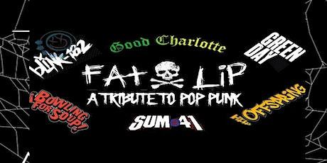Fat Lip Live Eleven Stoke tickets