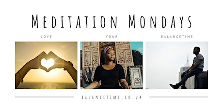 Meditation Mondays - Love and Magic for Lockdown tickets