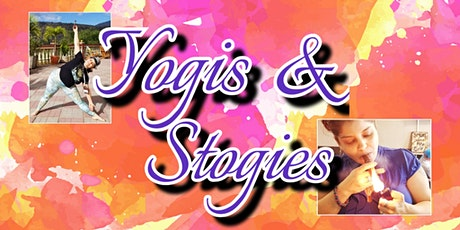 12/5 Yogis & Stogies gone Virtual tickets