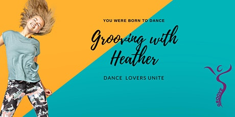 Zoom Groove with Heather Bryans tickets