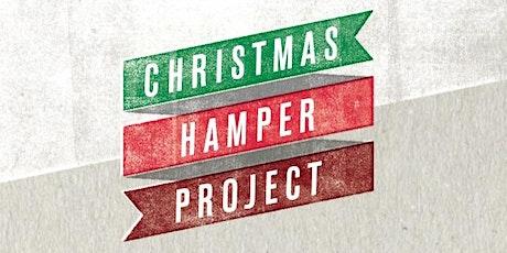 Christmas Hamper Project Volunteers 2020 tickets