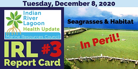 Indian River Lagoon Health Update Webinar: Seagrass & Habitat Are In Peril tickets