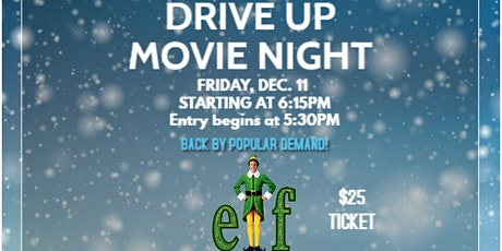 "Back by Popular Demand- Eastchester Recreation Movie Night presents: ""ELF"" tickets"
