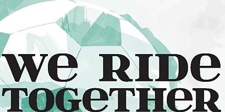 We Ride Together Social and Fundraiser tickets