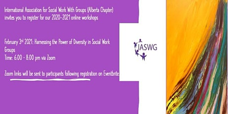 Harnessing the Power of Diversity in Social Work Groups tickets