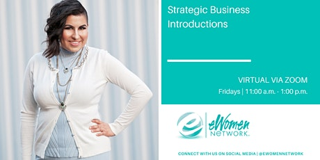 Strategic Business Introductions tickets