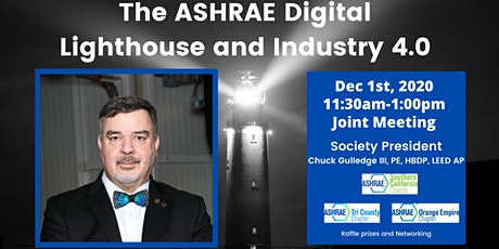 ASHRAE December Joint Meeting with President Chuck Gulledge tickets