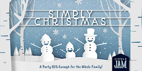 Jingle Jam 2020: Simply Christmas tickets