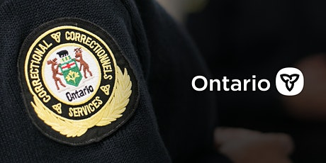 Community Engagement Session: Eastern Ontario Correctional Complex boletos