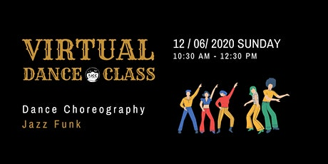 TJCCLA Virtual Dance Class EP.2 tickets