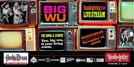 The Big Wu - Live Studio Audience tickets