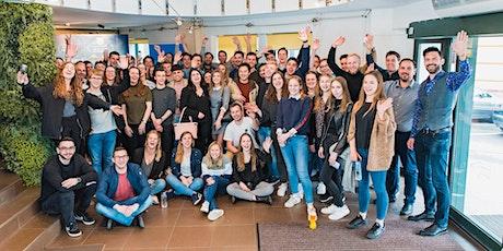 Intakegesprekken Bryo Student StandUp Bootcamp Warschau 2021 december tickets