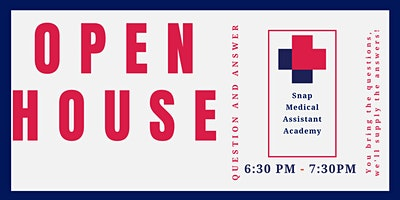 Snap Medical Assistant Academy | Virtual Open House Q and A