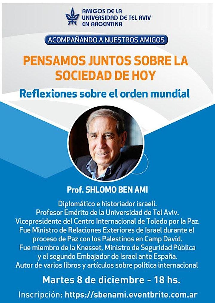 Imagen de REFLEXIONES SOBRE EL ORDEN MUNDIAL