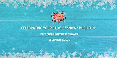 Free Community Baby Shower - Brackenridge/Tarentum Area tickets