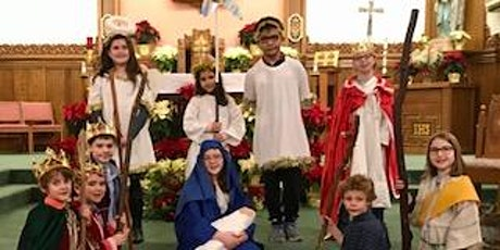 Christmas Mass at Saint Joseph Quincy tickets