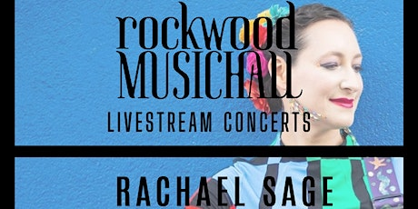 Rachael Sage - FACEBOOK LIVE tickets