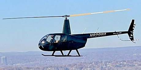 Thanksgiving $90 Helicopter Rides in Westchester, NY tickets