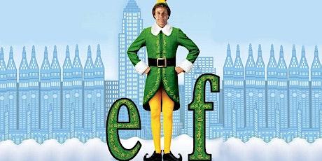 Drive-In Movie   Elf tickets