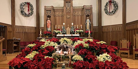 Christmas Mass at Saint John the Baptist tickets