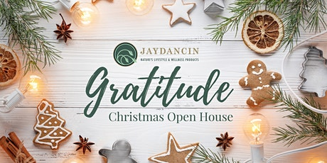 Gratitude Christmas Open House tickets