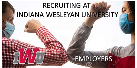 Recruiting on IWU Campus in Marion, Indiana (with COVID precautions) tickets