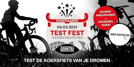 Grinta! TEST FEST Oudenaarde 6 maart tickets