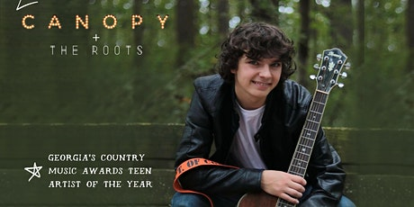 Hunter Flanagan :: Georgia's Teen Country Music Artist of the Year 2018 tickets