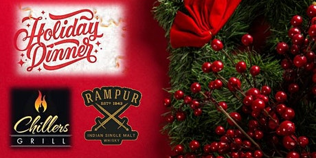 Rampur Single Malt Holiday Dinner tickets