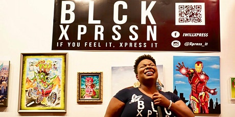 Black Xpression Open Mic tickets
