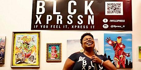 Black Xpression Open Mic tickets