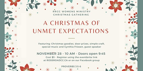 RRCC Women's Ministry - Christmas Gathering tickets