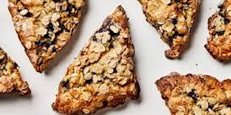 Nestle Inn Cooking Class: Sweet and Savory Scones tickets