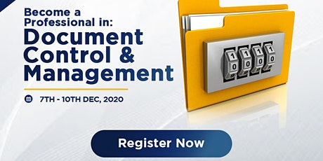 Document Control & Management tickets