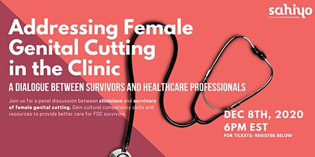 Addressing Female Genital Cutting In the Clinic tickets