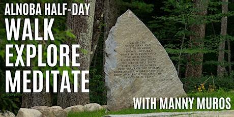 Half Day Walk, Meditation and Exploration tickets