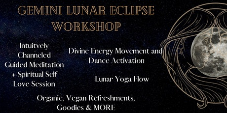 Gemini Lunar Eclipse Workshop tickets