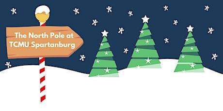The North Pole at TCMU Spartanburg–Saturday, December 12 boletos