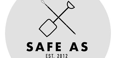 SAFE AS Clinics - Solitude (CO-ED) tickets