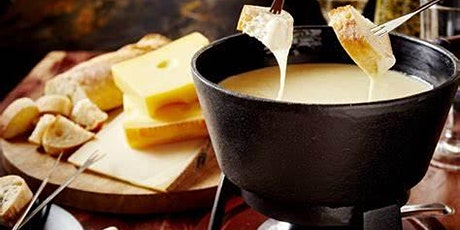 Date night:  Authentic French Cheese Fondue hands on cooking class tickets