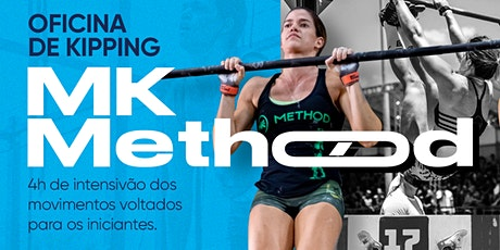 Oficina de Kipping Mk Method -  PETROLINA - 29 de Novembro ingressos