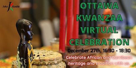 Ottawa Kwanzaa Virtual Celebration tickets