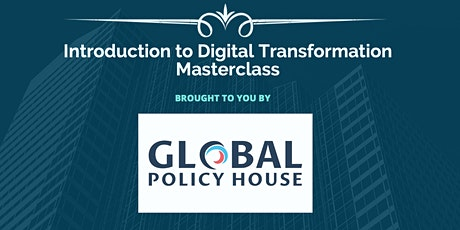 Introduction to Digital Transformation  Masterclass tickets