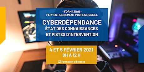 Cyberdépendance : État des connaissances et pistes d'intervention billets