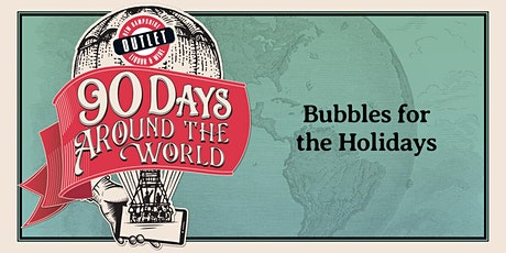 Bubbles for the Holidays tickets