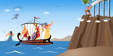Online Greek Mythology Camp: The Road to Olympus - Bundle of 3 classes tickets