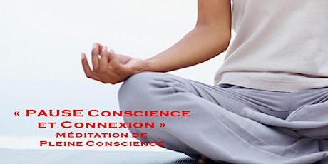 Une heure  de méditation de Pleine Conscience en ligne billets