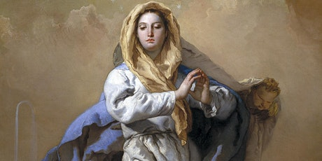 Solemnity of the Immaculate Conception, December 8th, 7:00 pm